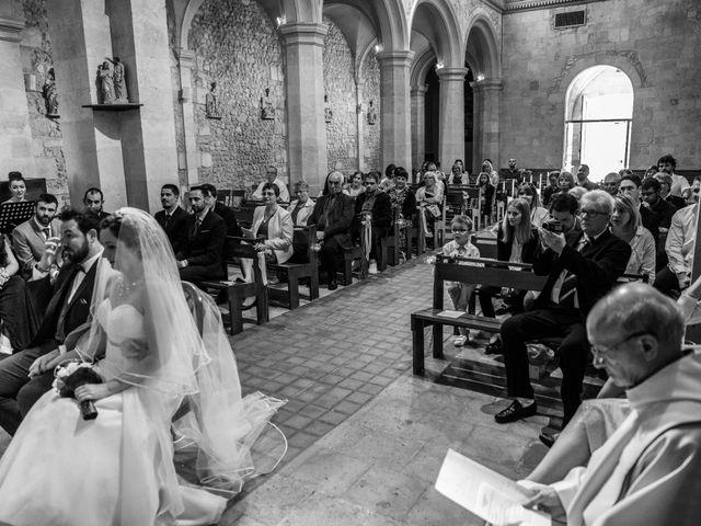 Le mariage de Sébastien et Elodie à Saint-Médard-en-Jalles, Gironde 13
