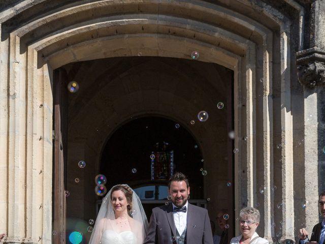 Le mariage de Sébastien et Elodie à Saint-Médard-en-Jalles, Gironde 16