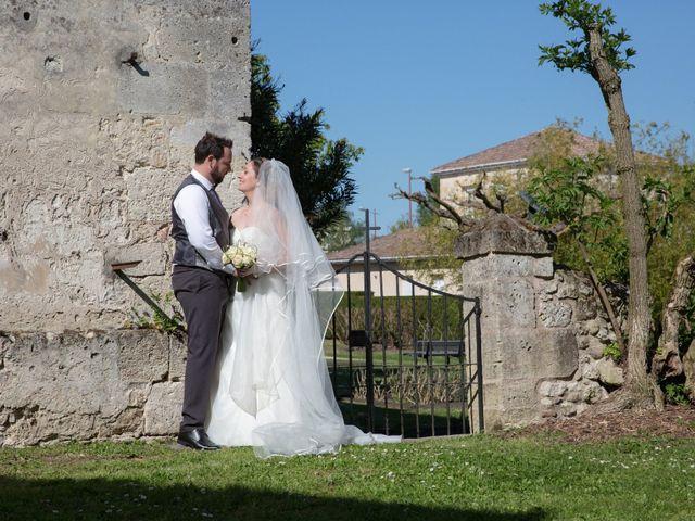 Le mariage de Sébastien et Elodie à Saint-Médard-en-Jalles, Gironde 17