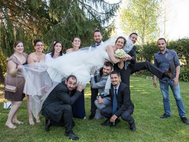 Le mariage de Sébastien et Elodie à Saint-Médard-en-Jalles, Gironde 22