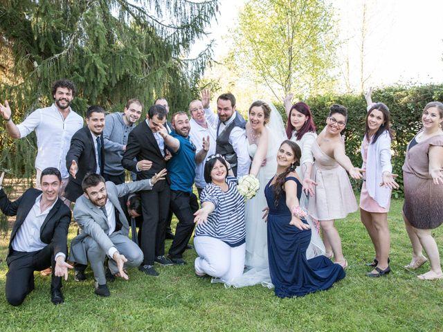 Le mariage de Sébastien et Elodie à Saint-Médard-en-Jalles, Gironde 23