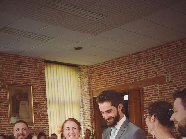 Le mariage de Fabien et Léa à Pins-Justaret, Haute-Garonne 44