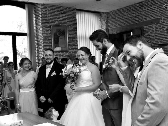 Le mariage de Fabien et Léa à Pins-Justaret, Haute-Garonne 45