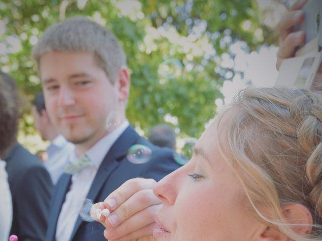 Le mariage de Fabien et Léa à Pins-Justaret, Haute-Garonne 59