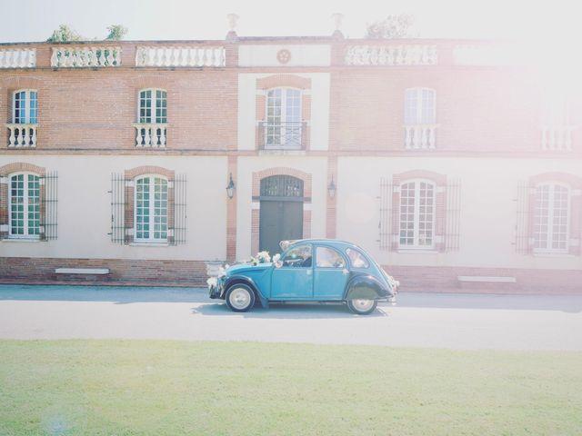 Le mariage de Fabien et Léa à Pins-Justaret, Haute-Garonne 64