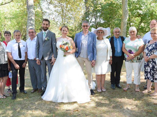 Le mariage de Fabien et Léa à Pins-Justaret, Haute-Garonne 73