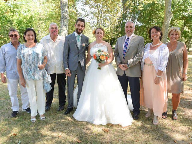 Le mariage de Fabien et Léa à Pins-Justaret, Haute-Garonne 74