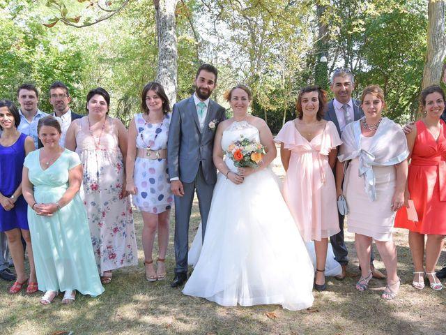 Le mariage de Fabien et Léa à Pins-Justaret, Haute-Garonne 75