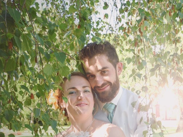 Le mariage de Fabien et Léa à Pins-Justaret, Haute-Garonne 86