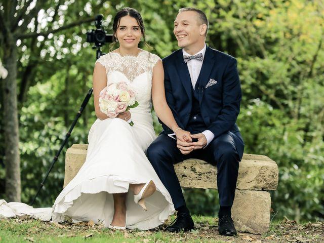 Le mariage de Vianney et Ophélie à La Garenne-Colombes, Hauts-de-Seine 90