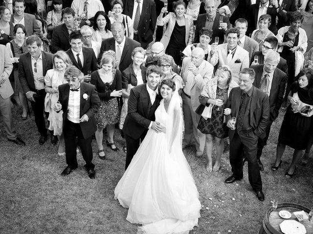Le mariage de Bastien et Marjorie à Ayherre, Pyrénées-Atlantiques 12