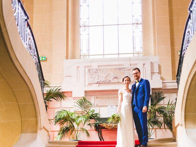 Le mariage de Jan et Cécile à Saint-Gervais, Val-d'Oise 15