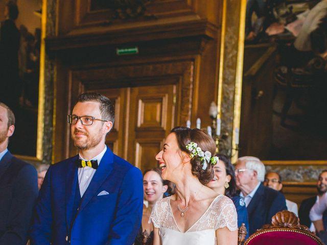 Le mariage de Jan et Cécile à Saint-Gervais, Val-d'Oise 18