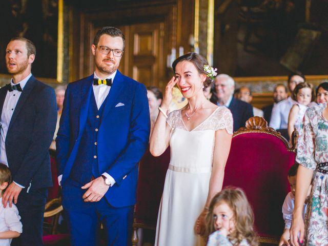 Le mariage de Jan et Cécile à Saint-Gervais, Val-d'Oise 22