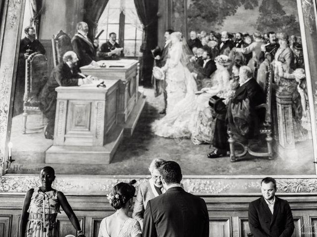 Le mariage de Jan et Cécile à Saint-Gervais, Val-d'Oise 27