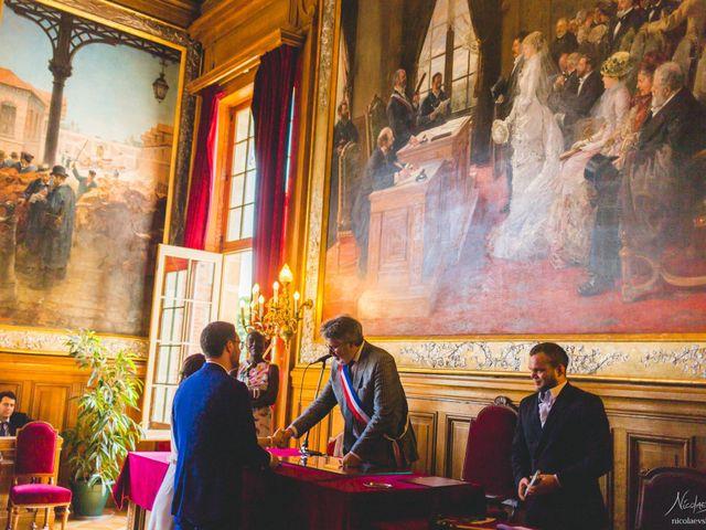 Le mariage de Jan et Cécile à Saint-Gervais, Val-d'Oise 28