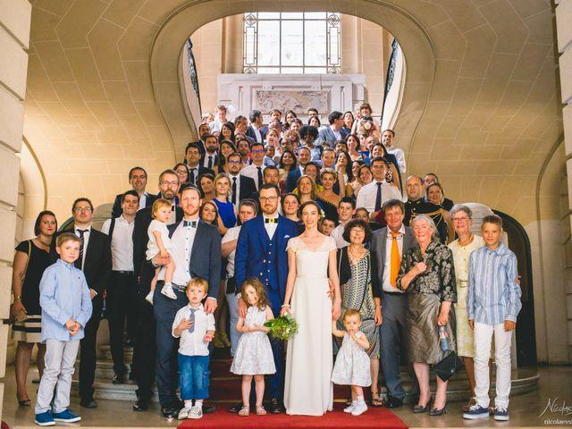 Le mariage de Jan et Cécile à Saint-Gervais, Val-d'Oise 29