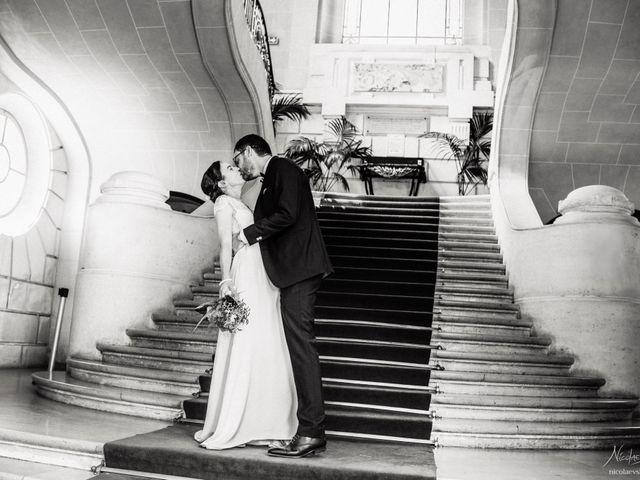 Le mariage de Jan et Cécile à Saint-Gervais, Val-d'Oise 32