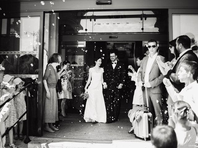 Le mariage de Jan et Cécile à Saint-Gervais, Val-d'Oise 33