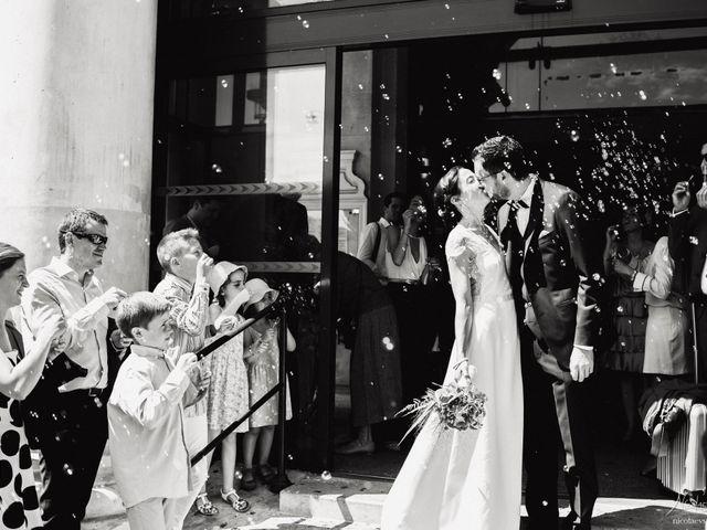 Le mariage de Jan et Cécile à Saint-Gervais, Val-d'Oise 34