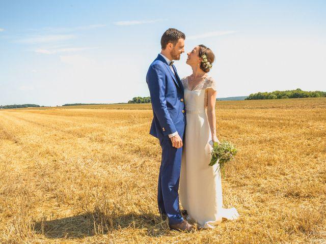 Le mariage de Jan et Cécile à Saint-Gervais, Val-d'Oise 37