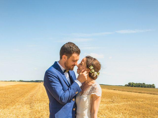 Le mariage de Jan et Cécile à Saint-Gervais, Val-d'Oise 38