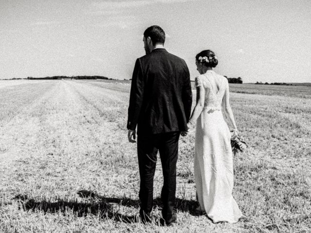 Le mariage de Jan et Cécile à Saint-Gervais, Val-d'Oise 40