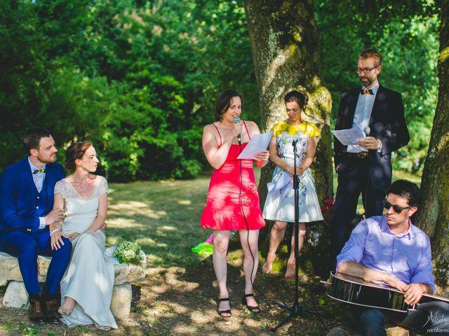 Le mariage de Jan et Cécile à Saint-Gervais, Val-d'Oise 67