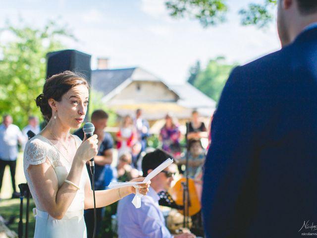 Le mariage de Jan et Cécile à Saint-Gervais, Val-d'Oise 73