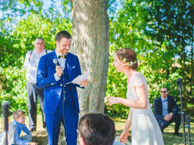 Le mariage de Jan et Cécile à Saint-Gervais, Val-d'Oise 77