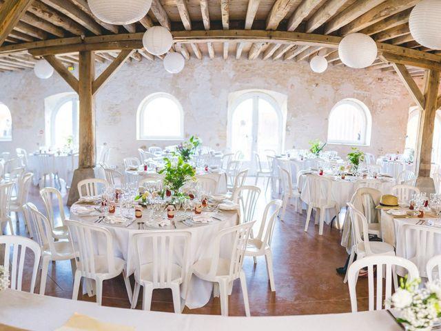 Le mariage de Jan et Cécile à Saint-Gervais, Val-d'Oise 94