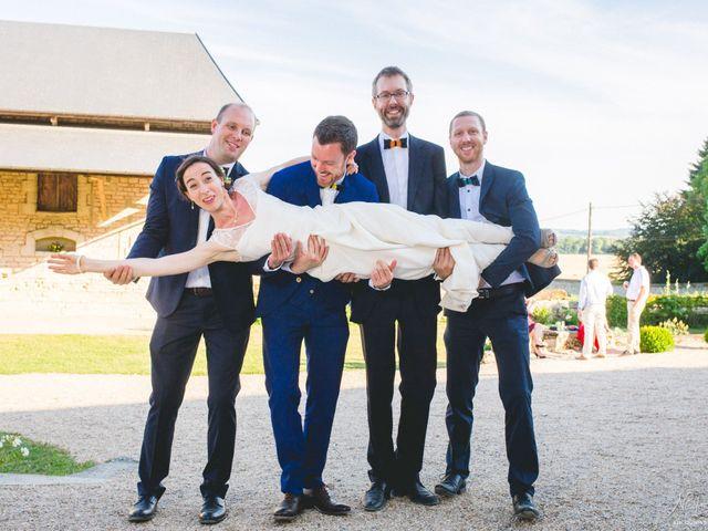 Le mariage de Jan et Cécile à Saint-Gervais, Val-d'Oise 105
