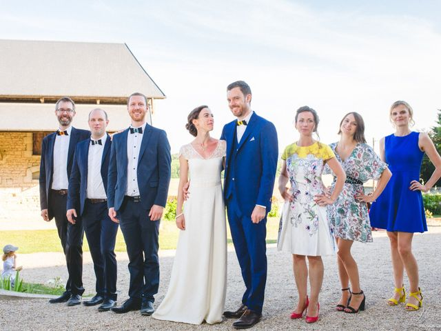 Le mariage de Jan et Cécile à Saint-Gervais, Val-d'Oise 107