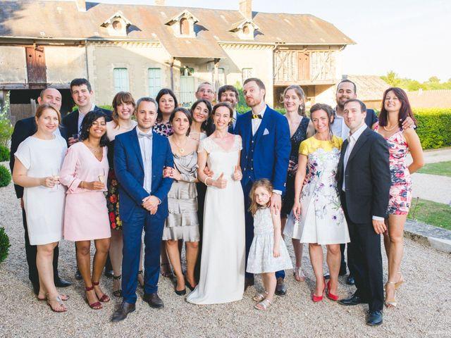 Le mariage de Jan et Cécile à Saint-Gervais, Val-d'Oise 120