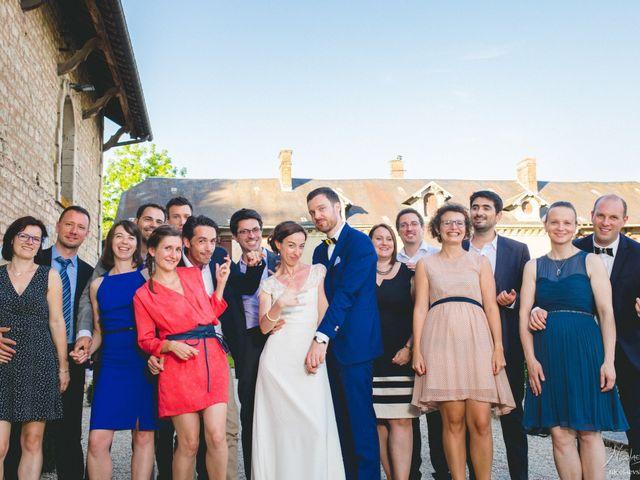 Le mariage de Jan et Cécile à Saint-Gervais, Val-d'Oise 123
