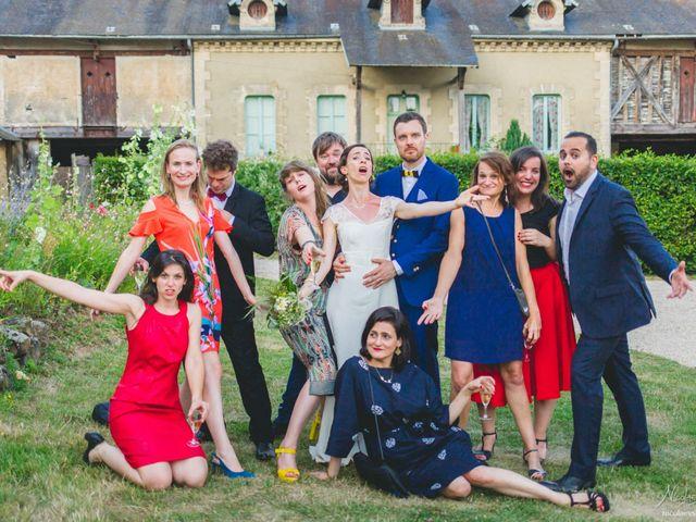 Le mariage de Jan et Cécile à Saint-Gervais, Val-d'Oise 126
