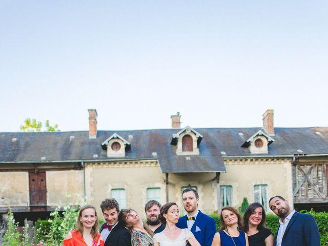 Le mariage de Jan et Cécile à Saint-Gervais, Val-d'Oise 127