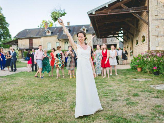 Le mariage de Jan et Cécile à Saint-Gervais, Val-d'Oise 128
