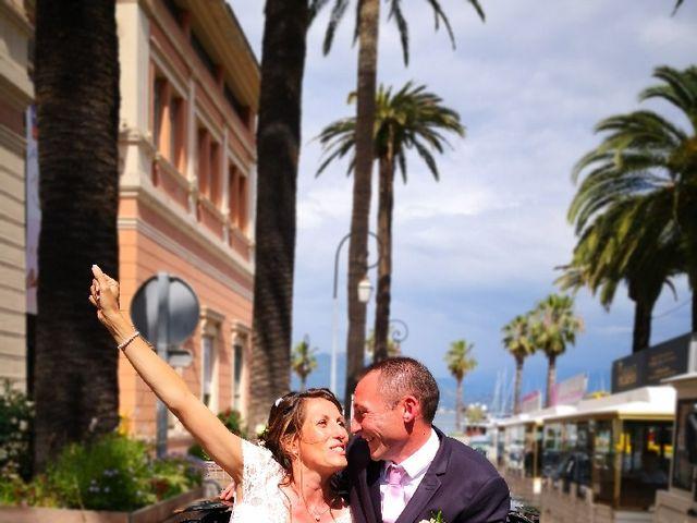Le mariage de Christophe et Cécile à Ajaccio, Corse 1