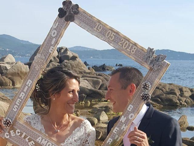 Le mariage de Christophe et Cécile à Ajaccio, Corse 6