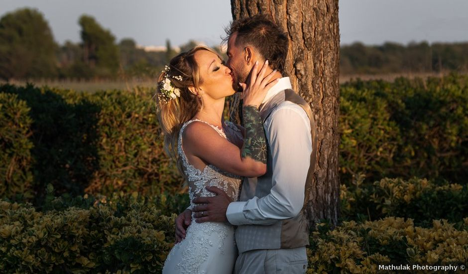 Le mariage de Cyril et Laura à Montpellier, Hérault