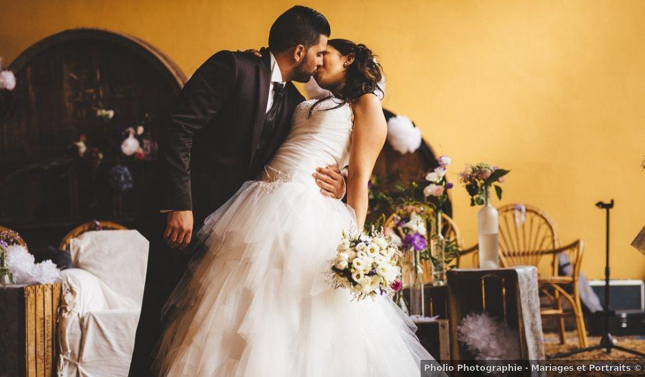 Le mariage de Lucas et Darlene à Perpignan, Pyrénées-Orientales