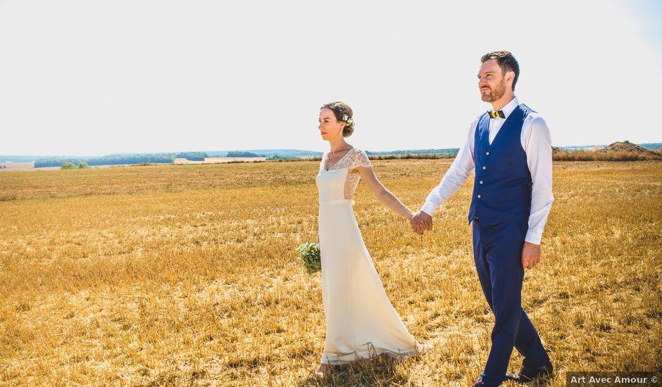 Le mariage de Jan et Cécile à Saint-Gervais, Val-d'Oise