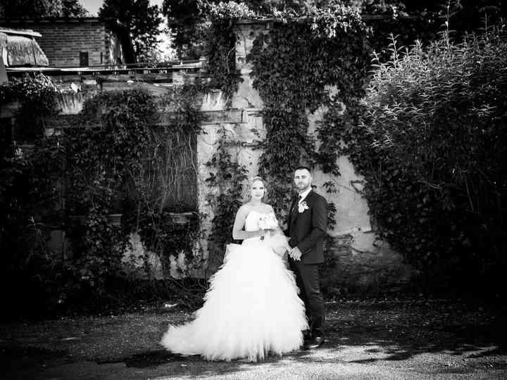 Le mariage de Tatiana et Thomas