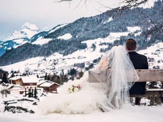 Le mariage de Pauline et Enrico