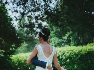 Le mariage de Frédérique et Antoine