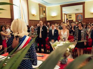 Le mariage de Frédérique et Damien 3