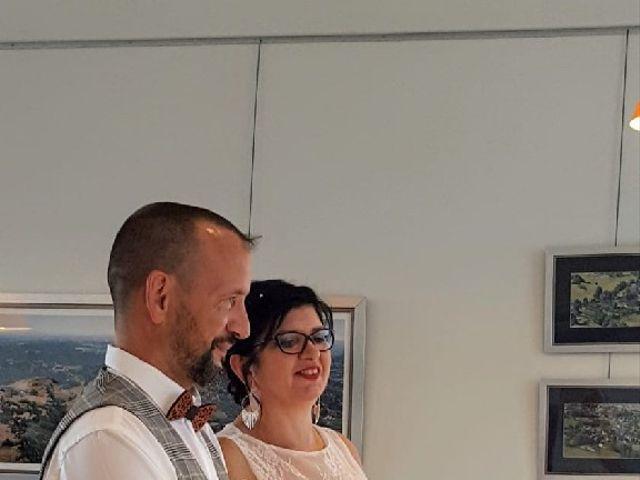 Le mariage de Christelle  et Sébastien  à Ussac, Corrèze 4