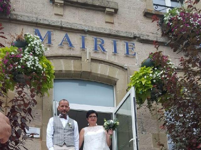 Le mariage de Christelle  et Sébastien  à Ussac, Corrèze 5