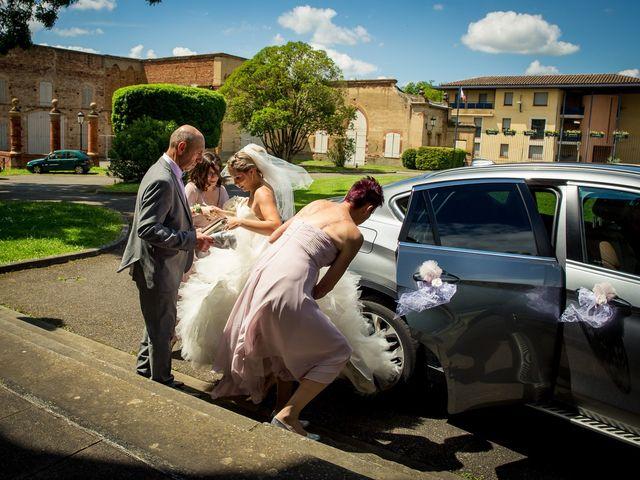 Le mariage de Thomas et Tatiana à Lavaur, Tarn 11